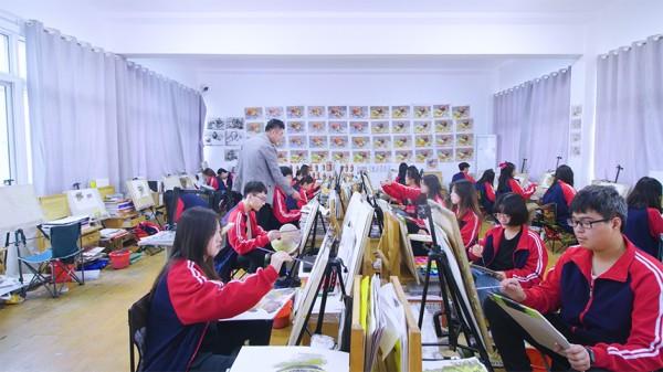 美术课堂 (2)